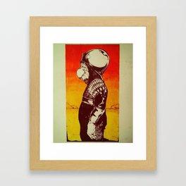 Ursus of the Apes Framed Art Print