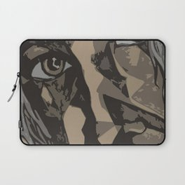 Time is Running Out Laptop Sleeve