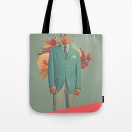 Absent Through my Adultness Tote Bag