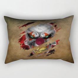 Clown 02 Rectangular Pillow