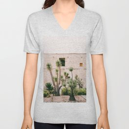 Botanical garden Unisex V-Neck