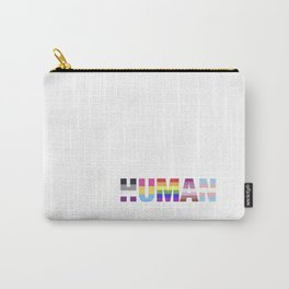 Human pride Carry-All Pouch