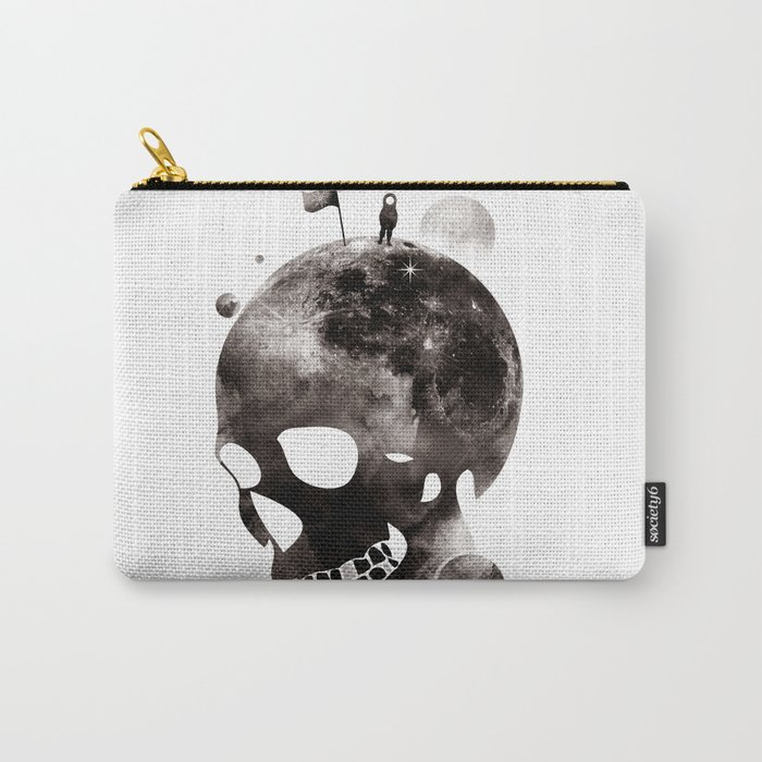 the darkest side Carry-All Pouch