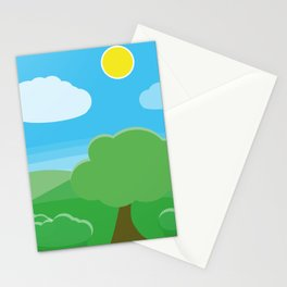 4 Seasons - Summer Stationery Cards
