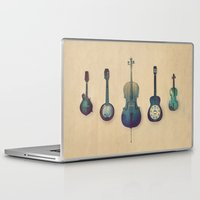 justin timberlake Laptop & iPad Skins featuring Good Company by Amy Hamilton