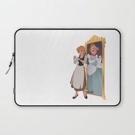 Cinderella - Peasant Servant Dress Laptop Sleeve