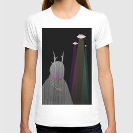 UFO LOVERS T-shirt