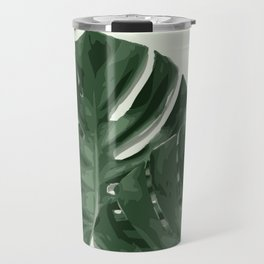 Monstera_Le_1 Travel Mug