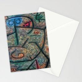 Paul Klee Rumors Stationery Cards