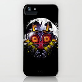 Power Behind the Mask iPhone Case