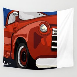 Chevy Me Up  Wall Tapestry