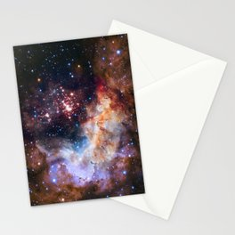 Hubble 25th Anniversary Image Stationery Cards