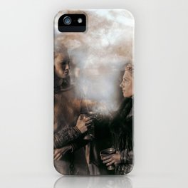 Only One Queen Can Rule iPhone Case