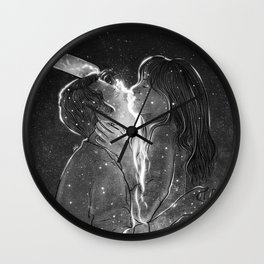 No laws in connection. Wall Clock