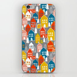 wondeful time of the year iPhone Skin