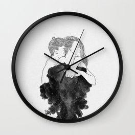 You are my peaceful heaven. Wall Clock