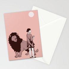 Somnambulism Stationery Cards