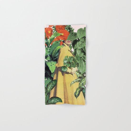 GREENHOUSE Hand & Bath Towel