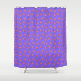 Swishy Pattern Shower Curtain