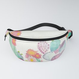 Pretty And Prickly Fanny Pack