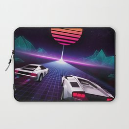 Neon Skyway Laptop Sleeve