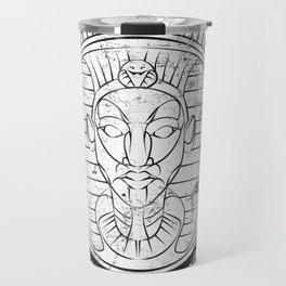Hatshepsut African Queen Travel Mug