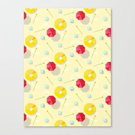 summer feel Canvas Print