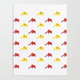 The Elephant Playground - Singapore Series Poster