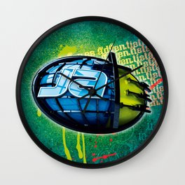 Jovenes Adventistas Wall Clock