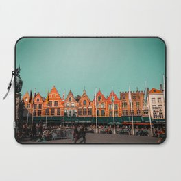 Bruges Cityscape Laptop Sleeve