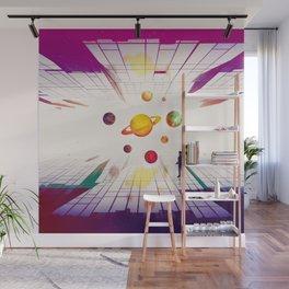 Interdimensional Wall Mural