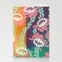 sunrise Stationery Cards featuring Sunrise by Vikki Salmela