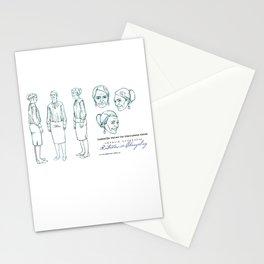 Darshanna Penna Character Design I Stationery Cards