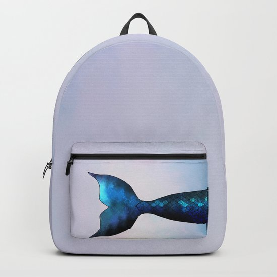 mermaid tail #2 Backpack