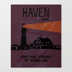 Haven Tourism Board Canvas Print