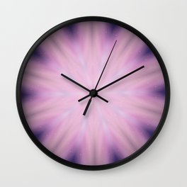 Destination approaching Wall Clock