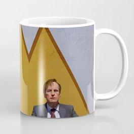Jimmy (Slipping) Coffee Mug