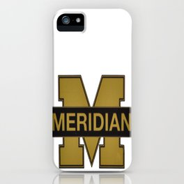 Meridian iPhone Case