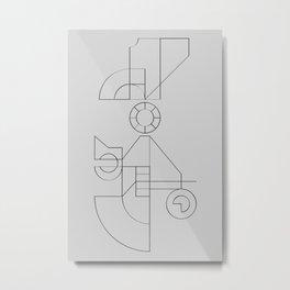 blpm168 Metal Print