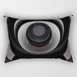 CropCirclesFiftyOne Rectangular Pillow