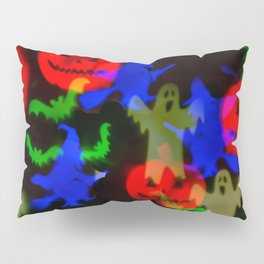 Ghosts And Ghouls Pillow Sham