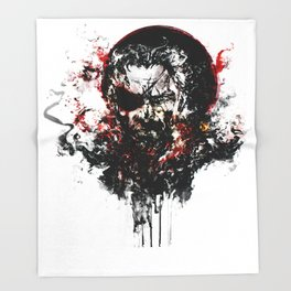 Metal Gear Solid V: The Phantom Pain Throw Blanket