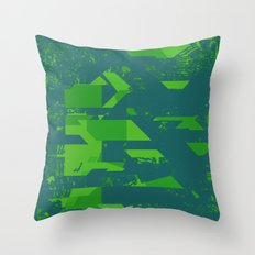 New Sacred 29 (2014) Throw Pillow