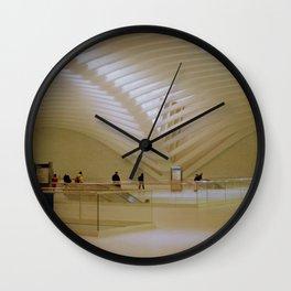 New Jersey Transit Wall Clock