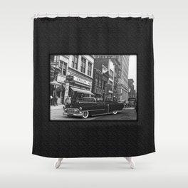 #JohnnyCash tribute Shower Curtain