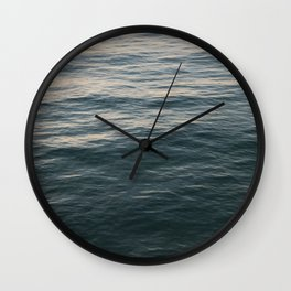Calm Wall Clock