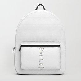 Wizard Design Backpack