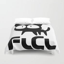 FLCL - Cat Duvet Cover