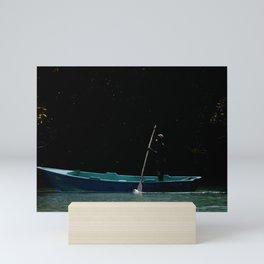 Caño Frio Samana Mini Art Print