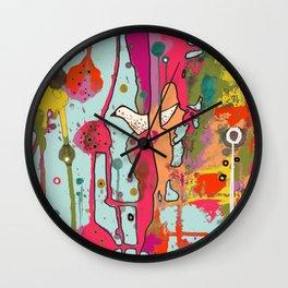 une chanson Wall Clock